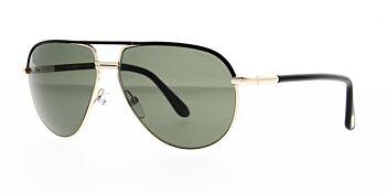 Tom Ford Cole Sunglasses TF285 01J Polarised 61