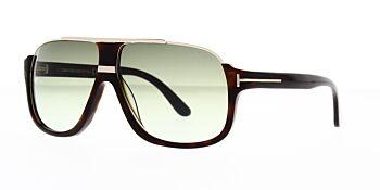 Tom Ford Eliott Sunglasses TF335 56K 60