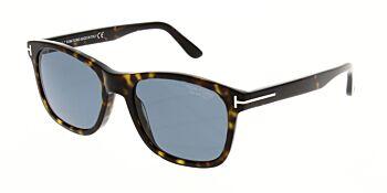 Tom Ford Eric-02 Sunglasses TF595 52D Polarised 55