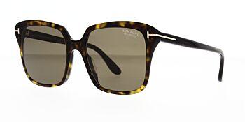 Tom Ford Faye-02 Sunglasses TF788 52H Polarised 56
