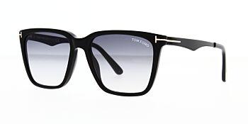 Tom Ford Garrett Sunglasses TF862 01B 56