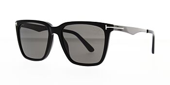 Tom Ford Garrett Sunglasses TF862 01D Polarised 56