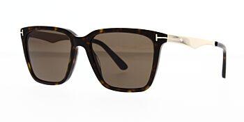 Tom Ford Garrett Sunglasses TF862 52E 56