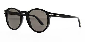 Tom Ford Ian-02 Sunglasses TF591 01A 51