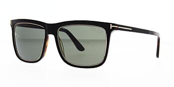 Tom Ford Karlie Sunglasses TF392 01R Polarised 57
