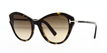 Tom Ford Leigh Sunglasses TF850 52F 62