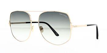 Tom Ford Lennox Sunglasses TF783 28B 62