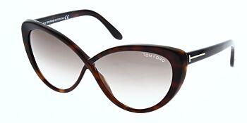 Tom Ford Madison Sunglasses TF253 52F 63