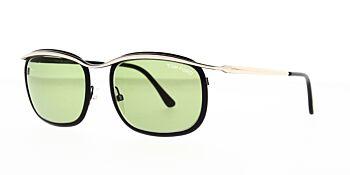 Tom Ford Marcello Sunglasses TF419 05N 53