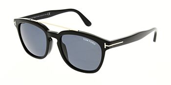 Tom Ford Holt Sunglasses TF516 01A 54