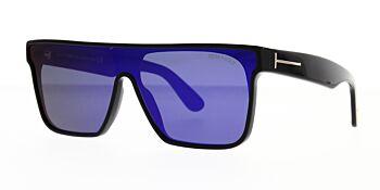 Tom Ford Wyatt Sunglasses TF709 01Z