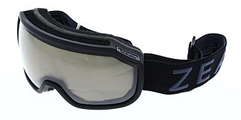 Zeal Optics Goggles Fargo Matte Black Dark Night Auto 10474
