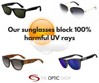 WHAT YOU CAN'T SEE, CAN HURT YOU... PROTECT YOUR FAMILY FROM UV